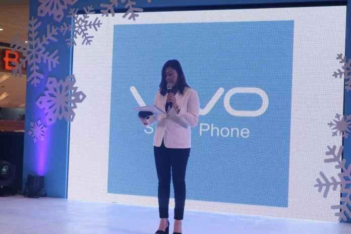 Hazel Bascon, Vice President of Vivo Philippines