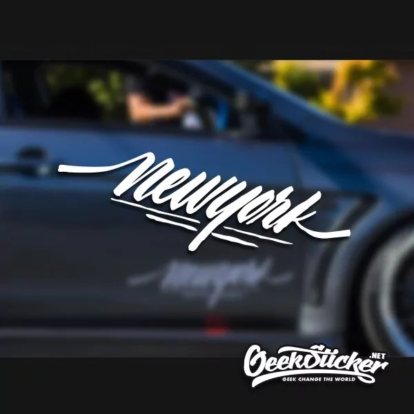 "Chevy Corvette Stingray Windshield Decal 40/"""
