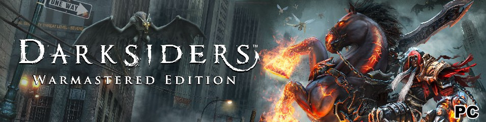 Darksiders WarMaster Edition