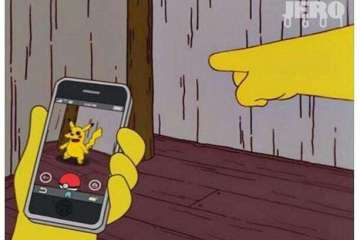 "Did ""The Simpsons"" Really Predict Pokémon Go?"