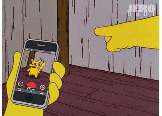"Did ""The Simpsons"" Really Predict Pokémon Go?"