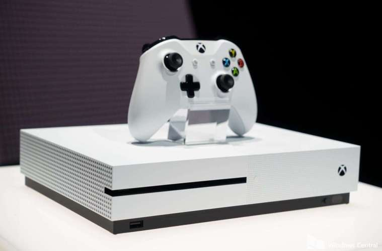 Xbox One S Release Date Officially Confirmed