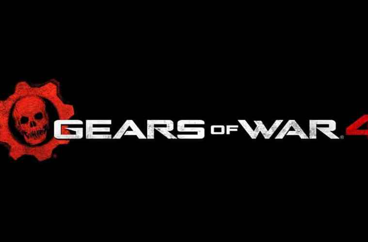 Here's 10 Minutes of Gears of War 4 4K Gameplay