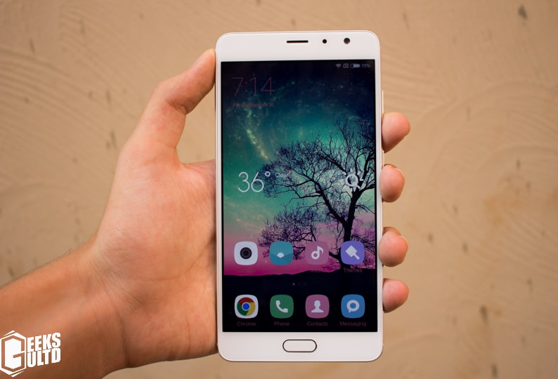 Xiaomi Redmi Pro Review: Front Hands-On