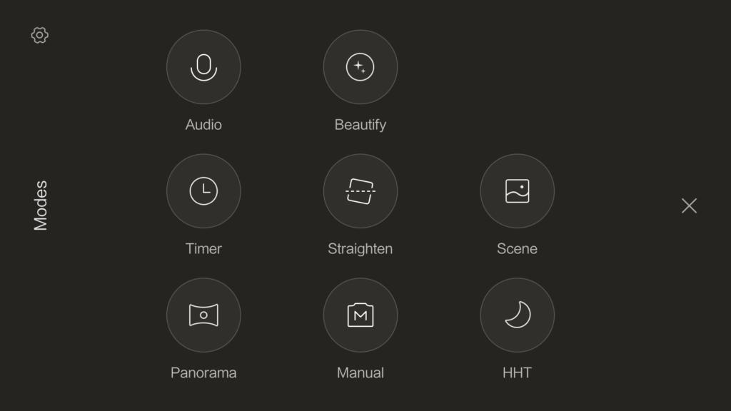 Xiaomi Redmi Pro Review: Camera Modes - Dual-Cameras