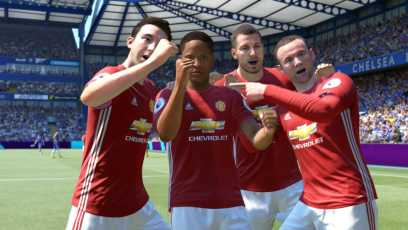 FIFA 17 Demo #10