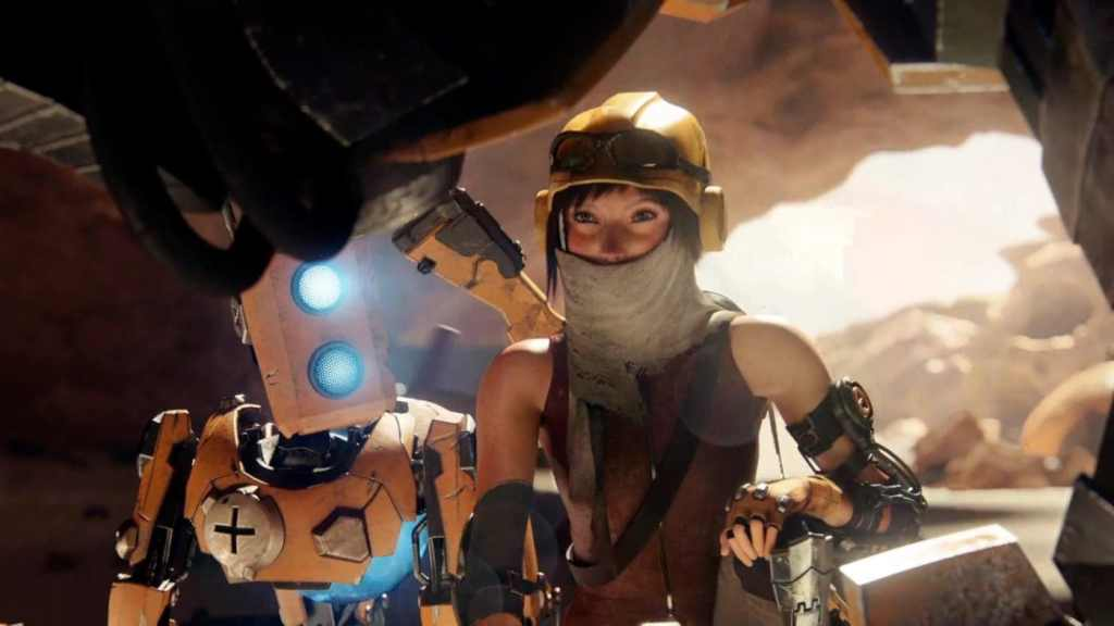 ReCore - Xbox Play Anywhere