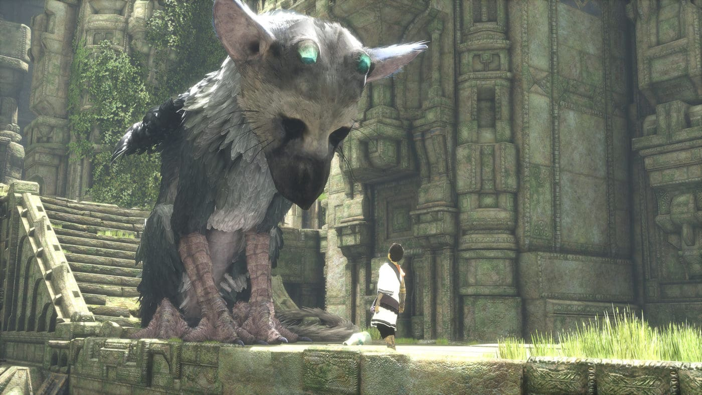 The Last Guardian Will Get a PS4 Pro Patch, 4K Upscale and HDR Confirmed