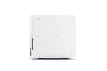 PS4 Slim Glacier White #2
