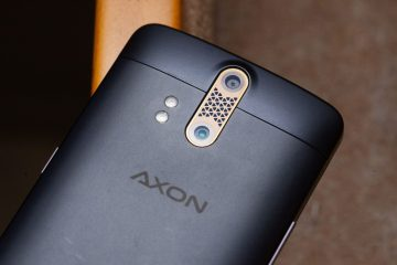 ZTE Axon Pro 32GB is Now Available on Newegg for Only $180