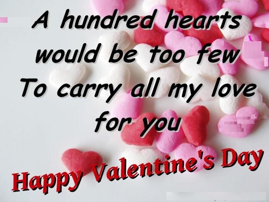 HappyValentine'sDay40WhatsappStatusandFacebookMessages Cool Valentines Day Quotes For Love