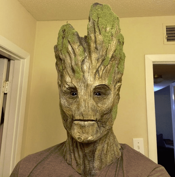 This Groot Cosplay is Going to be Amazing!