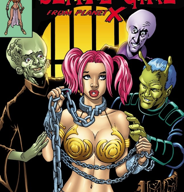 Slave Girl from Planet X