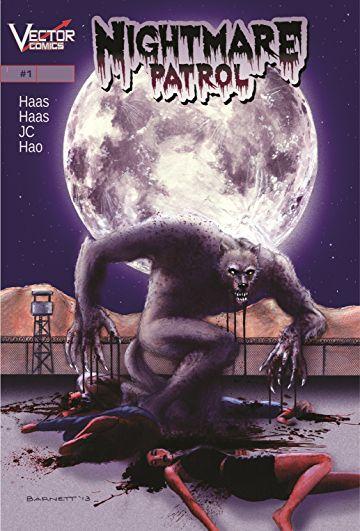 Review: Nightmare Patrol #1 by Vector Comics