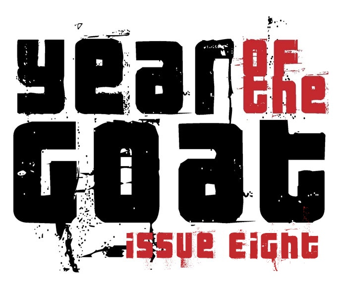 Year of the Goat Issue #8 Kickstarter