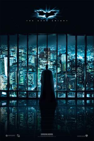 Dark Knight Returns Poster