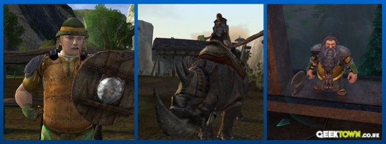 LotRO, AoC, and WAR