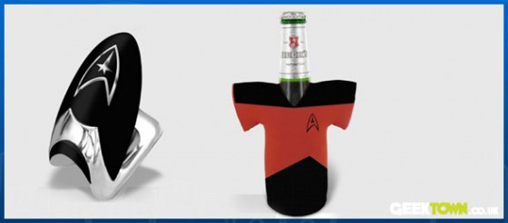 Win Star Trek Goodies!