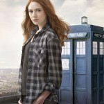 Karen Gillan, The Doctor's new assistant