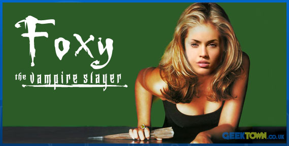 Megan Fox for Buffy Remake?