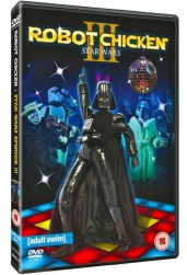 Robot Chicken Star Wars episode III Review
