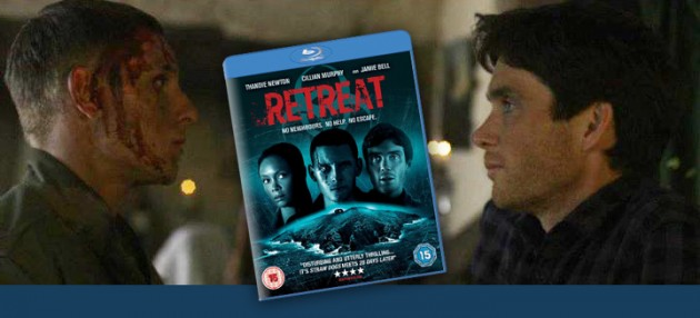 Retreat is available on Blu-ray and DVD from 17th October, courtesy of Sony Pictures Home Entertainment
