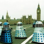 Daleks in London