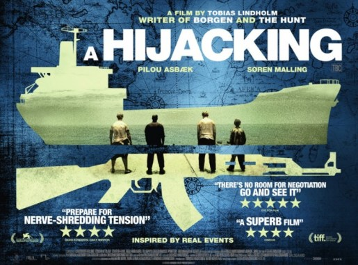 Movie review:  A Hijacking