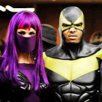 Phoenix Jones & Purple Reign