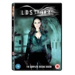 Lost Girl Season 2 on DVD