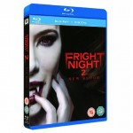 Fright Night 2 on DVD & Bluray