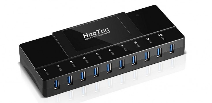HooToo HT-UH012 USB Hub