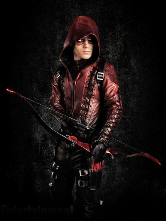 Arrow's Roy Harper as Arsenal