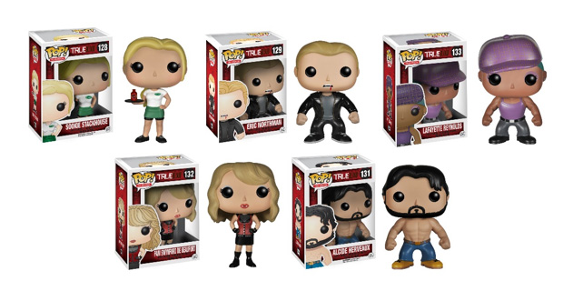 True Blood Pop! Vinyl Figures!