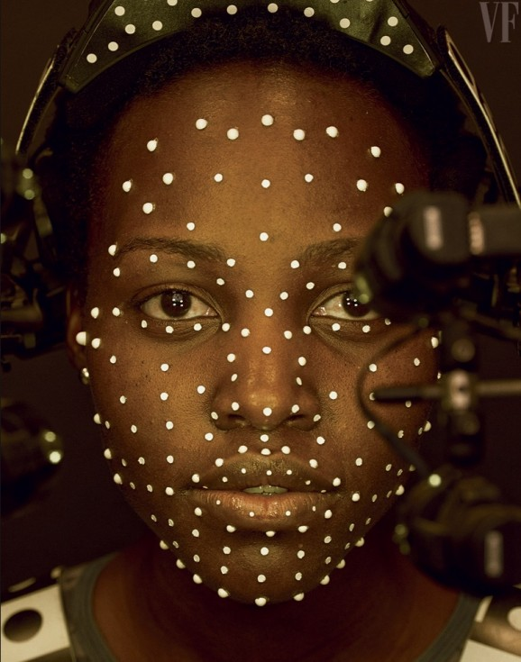Lupita Nyong'o Motion Capture