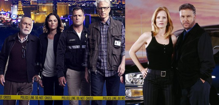 CSI Ending / Cancelled