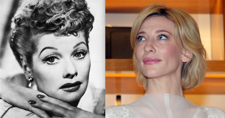 Cate Blanchett to star in Aaron Sorkin's Lucille Ball Biopic