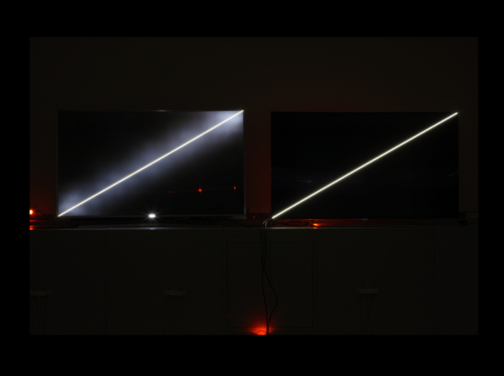 Black Colors and Contrast: LCD TV vs. LG OLED TV