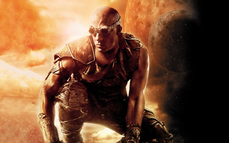 Vin Diesel Developing a Riddick TV Series