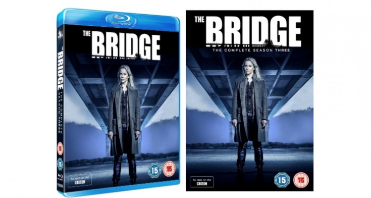 THE BRIDGE SEASON 3 - DVD and BLU-RAY