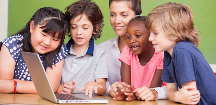 Should technology be part of day to day education for children?