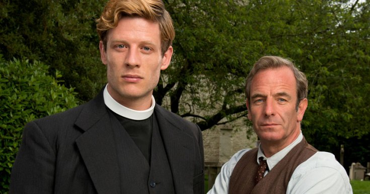 Grantchester Renewed For Season 4, BUT It's The Final Series For James Norton