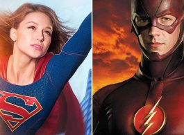 Flash/Supergirl Crossover