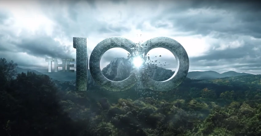 The 100 air dates