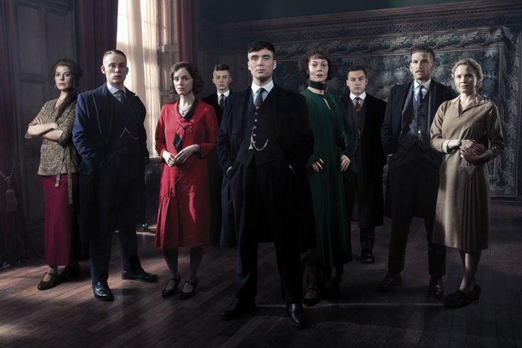 BBC Two's Peaky Blinders Heads Home To Birmingham for Red Carpet Event!