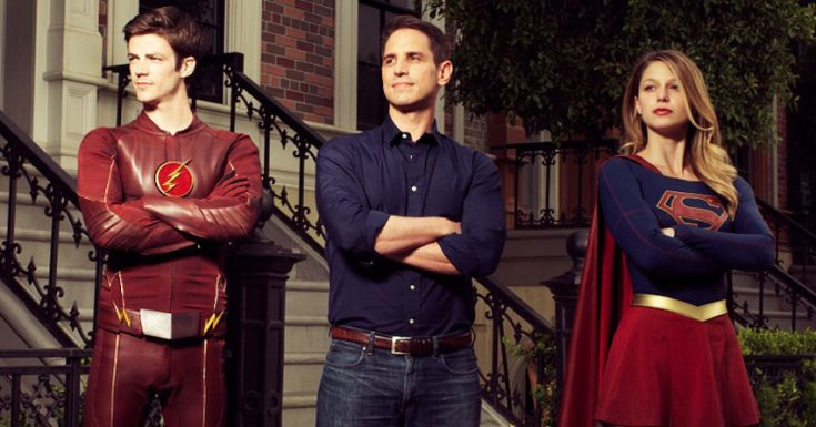 Flash Greg Berlanti and Supergirl