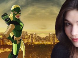Evelyn Sharp Returns To Arrow As Artemis