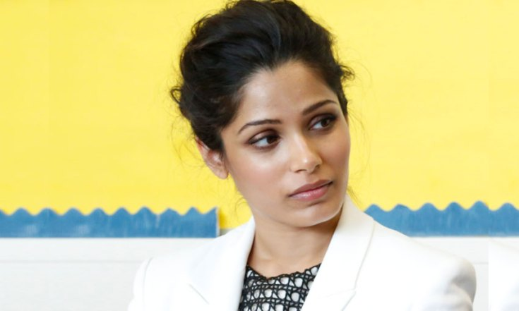 Freida Pinto Joins Idris Elba Drama 'Guerrilla' On Sky Atlantic