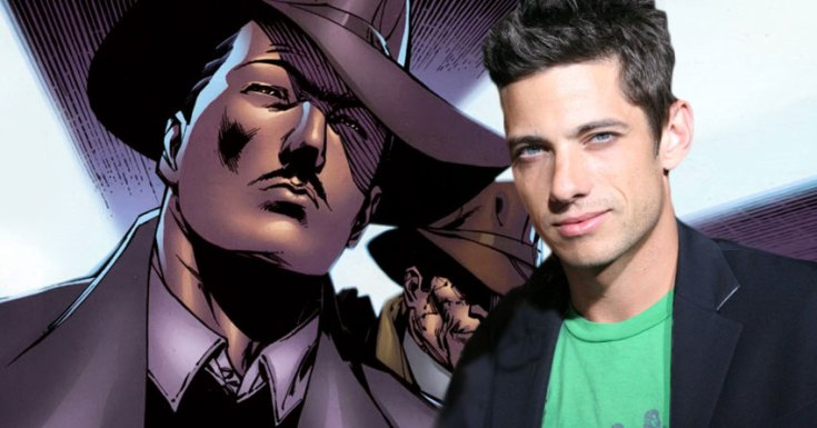 James Carpinello Cast As Mario Falcone On Gotham