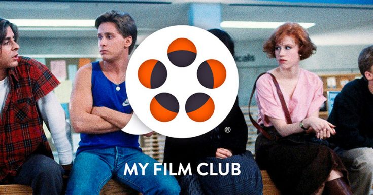 The first rule of MyFilmClub is: you DO talk about MyFilmClub
